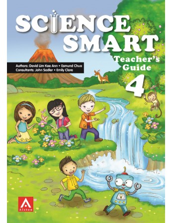 Science SMART 4 Teacher's Guide
