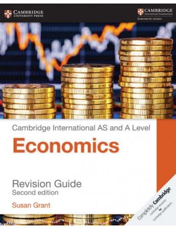 Cambridge International AS & A Level Economics Revision Guide
