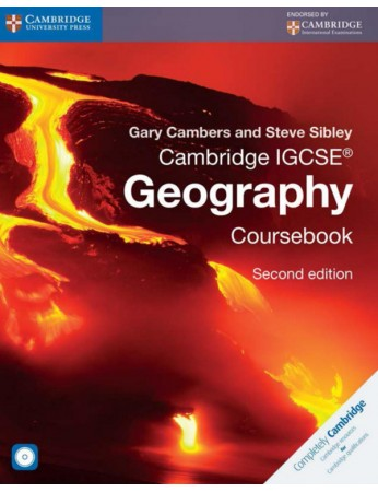 Cambridge IGCSE® Geography Coursebook with CD-ROM