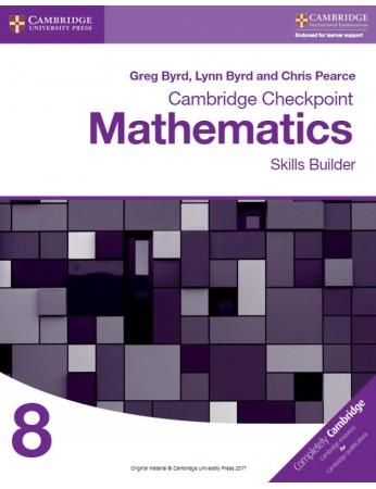 Cambridge Checkpoint Mathematics Skills Builder 8
