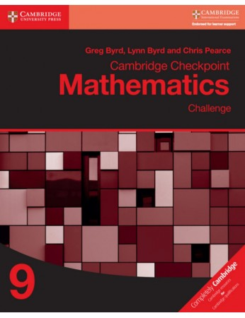 Cambridge Checkpoint Mathematics Challenge 9