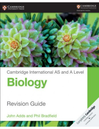 Cambridge International AS & A Level Biology Revision Guide