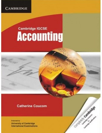 Cambridge IGCSE® Accounting Coursebook