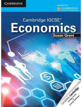 Cambridge IGCSE® Economics Student's Book