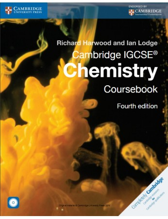 Cambridge IGCSE® Chemistry Coursebook with CD-ROM (4th edition)