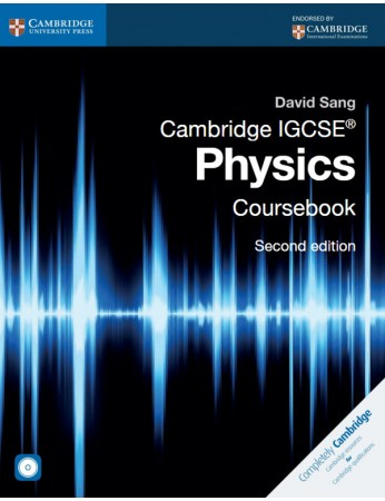 Cambridge IGCSE® Physics Coursebook with CD-ROM (2nd edition)