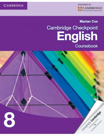 Cambridge Checkpoint English Coursebook 8