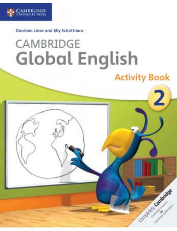 Cambridge Global English Stage 2 Activity Book
