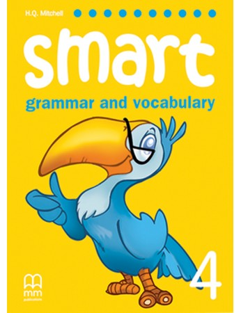SMART Grammar and Vocabulary 4