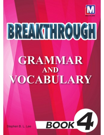 BREAKTHROUGH Grammar & Vocabulary Book 4