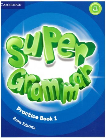 Super Grammar Practice Book 1