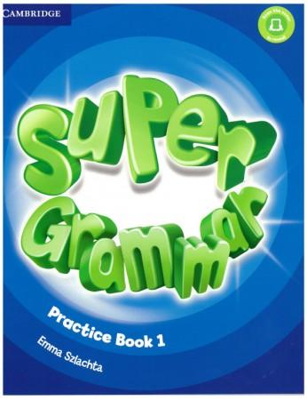 Super Grammar Practice Book 1