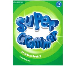 Super Grammar Practice Book 2