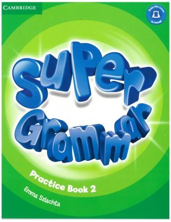 Super Grammar Practice Book 2