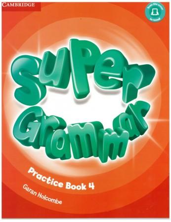 Super Grammar Practice Book 4