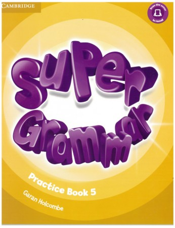 Super Grammar Practice Book 5