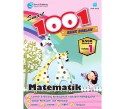 SMART 1001 BANK SOALAN Matematik Tahun 1
