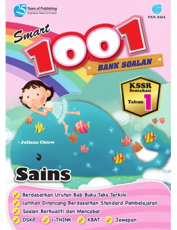 SMART 1001 BANK SOALAN Sains Tahun 1
