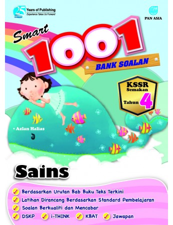 SMART 1001 BANK SOALAN Sains Tahun 4 KSSR Semakan