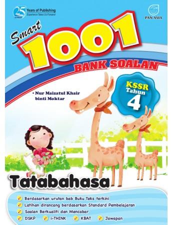 SMART 1001 BANK SOALAN Tatabahasa Tahun 4