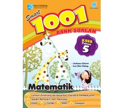 SMART 1001 BANK SOALAN Matematik Tahun 5