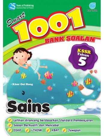 SMART 1001 BANK SOALAN Sains Tahun 5