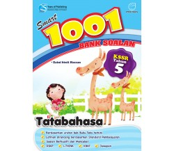 SMART 1001 BANK SOALAN Tatabahasa Tahun 5