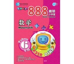 SMART 888 BANK SOALAN Matematik Tahun 6