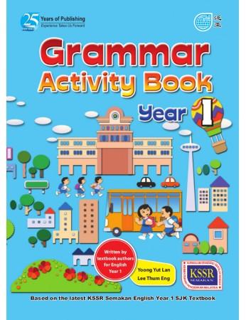 ACTIVITY BOOK Grammar Year 1