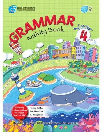 ACTIVITY BOOK Grammar Year 4