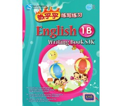 WRITING BOOK English Year 1B