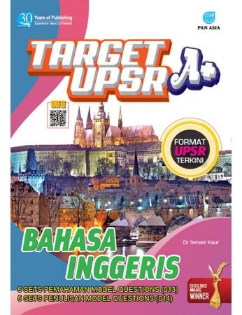 TARGET A+ UPSR Bahasa Inggeris