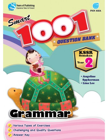 SMART 1001 QUESTION BANK Grammar Year 2