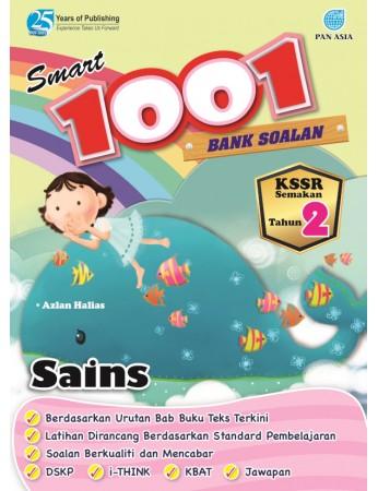 SMART 1001 BANK SOALAN Sains Tahun 2