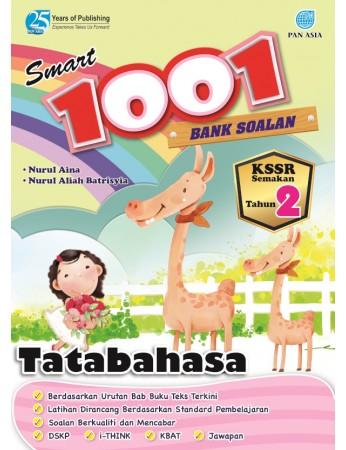 SMART 1001 BANK SOALAN Tatabahasa Tahun 2