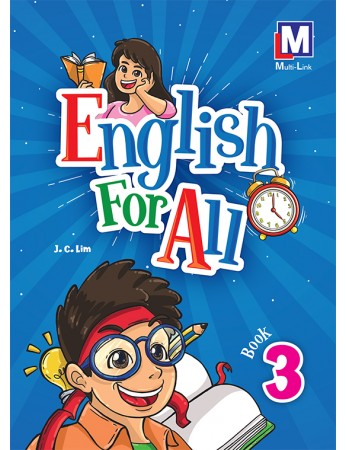 ENGLISH FOR ALL Book 3
