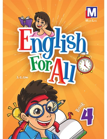 ENGLISH FOR ALL Book 4