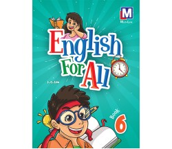 ENGLISH FOR ALL Book 6