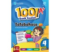 1001 A+ BANK SOALAN Tatabahasa Tahun 4 KSSR Semakan