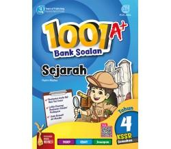 1001 A+ BANK SOALAN Sejarah Tahun 4 KSSR Semakan