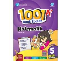 1001 A+ BANK SOALAN Matematik Tahun 5 KSSR Semakan