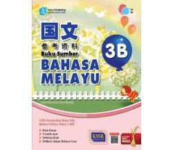 BUKU SUMBER Bahasa Melayu Tahun 3B KSSR Semakan