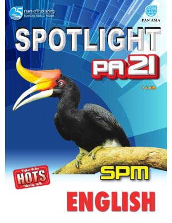 SPOTLIGHT PA 21 SPM English