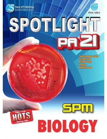 SPOTLIGHT PA 21 SPM Biology