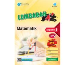 LEMBARAN A+ Matematik Tingkatan 1