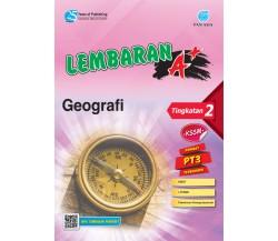 LEMBARAN A+ Geografi Tingkatan 2