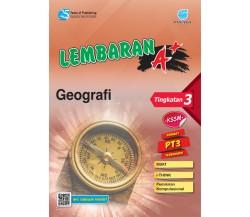 LEMBARAN A+ Geografi Tingkatan 3