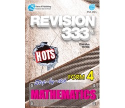 REVISION 333 Mathematics Form 4