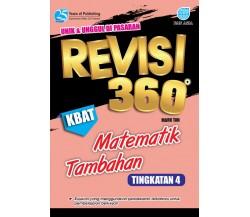REVISI 360 Matematik Tambahan Tingkatan 4