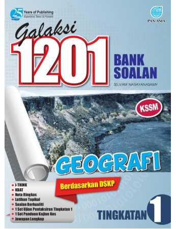 GALAKSI 1201 BANK SOALAN Geografi Tingkatan 1